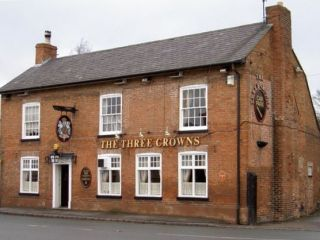 The Three Crowns Wymeswold