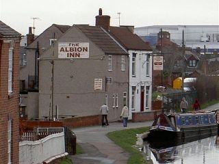 The Albion Inn Loughborough